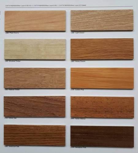 Decotile vinyl Plank