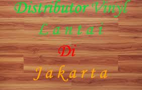 Distributor-vinyl-lantai