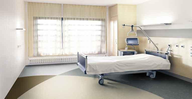 Lg Medistep Origin-Vinyl Anti Bakteri Untuk Rumah Sakit
